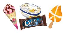 Raikasta jäätelökesää! Suomen Nestlén uutuuksissa maistuvat jogurtti ja hedelmät