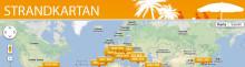 Hitta semesterveckan med Strandkartan