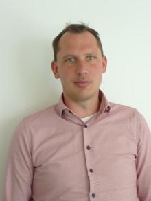 Mathias Bäck, ny applikationsingenjör samt teknisk support chef på Stockholmskontoret