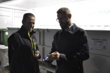 Mobil återvinningscentral till väsbyborna