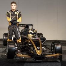 Linus Lundqvist till Formel Renault 1.6 med Team Tidö
