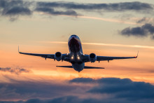 Rekordmånga resenärer flyger med Norwegian i jul