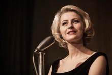 Edda Magnason tilldelas Såstaholms pris till Höstsols minne 2014