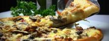 Recept på Miljönär-vänlig pizza