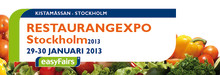 Rentokil Skadedjurskontroll på RESTAURANGEXPO mässan – Kistamässan den 29-30 Januari 2013