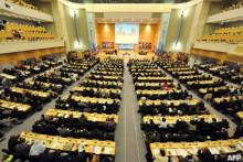 Studiereise til FN-byen Genève 12. - 14. desember 2012
