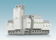 Surge protection redesigned - high performance with safeguards