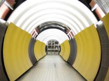 Efter Mörker Ljus - en konstinstallation i Brunkebergstunneln