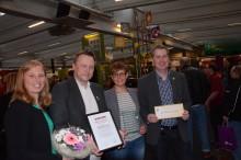 Eskilstuna Energi och Miljö har vunnit Innovationspris för sitt Miljödiplomeringsarbete