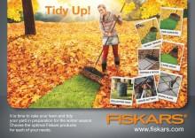Høsten er tiden for å rydde opp i hagen!