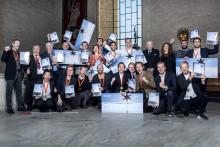 Vinnarna av Stockholms stads Innovationsstipendium