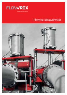 Flowrox-letkuventtiilit