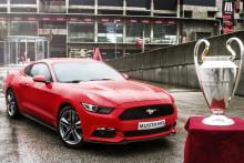 Ford har nå offentliggjort motoreffekt og ytelser for nye Ford Mustang.