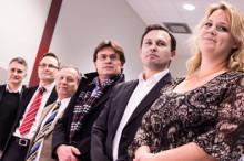Fem tunga industriföretag säger ifrån för ett starkt, attraktivt och hållbart Sverige