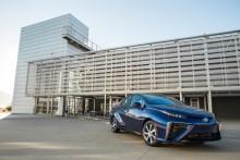 Allt om Toyotas bränslecellsbil Mirai