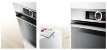 Bosch lanserer Serie 8 i ovner:  Enkel matlaging med avansert teknologi