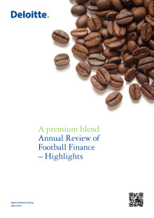 Annual Review of Football Finance 2014