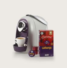 Rekordtillväxt för Löfbergs kaffekapslar