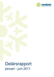 Delårsrapport Swedavia Q2 2011