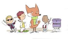 Barnen går till val i Bokjuryn 2014!