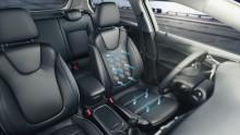 Nya Opel Astra med inbyggd wellness