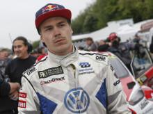 Kristoffersson blev pappa – firade med pallplats rallycross-VM
