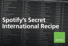 Spotify's Jonathan Forster shares insights on global success with IAA Sweden this Thursday.