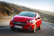Nya Opel Corsa – bara 3,1 l/100 km och 82 g CO2/km!