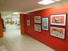 Cappelen Damm åpner unik kunstutstilling med 21 av våre fremste barnebokillustratører