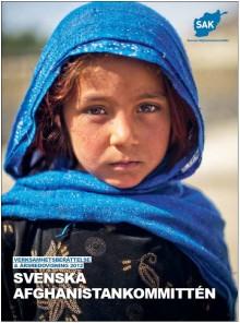 2,9 miljoner patienter fick sjukvård av Svenska Afghanistankommittén 2012