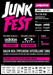 JunkFest 2012