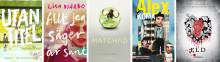 Vinterns och vårens ungdomsböcker 2012