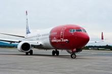 Informasjon om mandagens flyprogram
