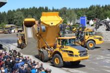 Swecondagarna lockar med show och provkörning i Eskilstuna
