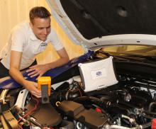 Elektroniken allt viktigare i bilarna
