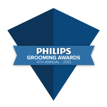 Har du det som skal til for å vinne Philips Grooming Awards 2013?