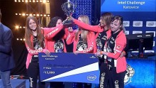 """The 15,000 dollar win that lifts women's gaming"""