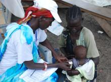 UNICEF trappar upp insatserna i Sydsudan
