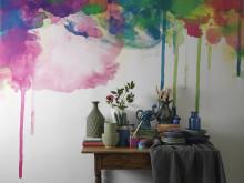Watercolours – Photowall toivottaa kevään tervetulleeksi väreillä