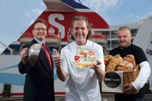 A ferry tasty offer from Stena Line