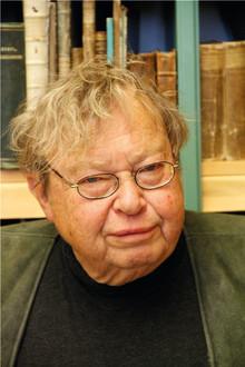 Bokprat med Nils Uddenberg