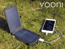 Solcelleladeren DeLuxe fra Vooni