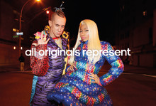 """all Originals represent"" – verden rundt"