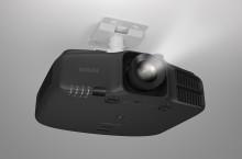 Epson lanserer oppgraderte installasjonsprojektorer med nye og forbedrede funksjoner