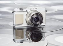 Elegant retrokamera i mästarklass