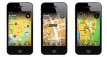 Eniro Danmark utsett till årets mobila företag på Mobile Awards