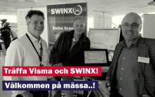 Säg adjö till fakturapärmen - SWINX visar hur det går till med fakturaskanning..!