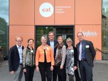 Livsmedelsföretag och WWF sjösätter initiativ för hållbar livsmedelskedja