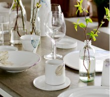 Nordic Spring – porslin inspirerad av Nordens natur