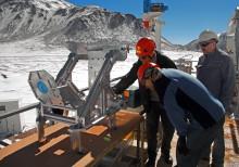 Svenska Sepia börjar söka efter vatten i universum